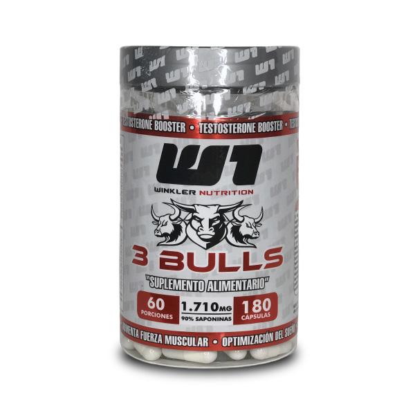Pro Hormonal 3Bulls Tribulus