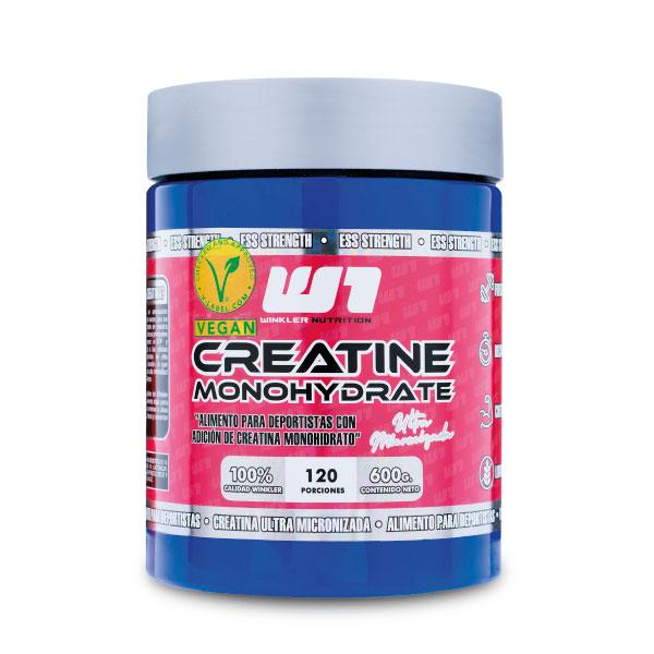 Creatina Monohidrato 600g