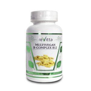 Multivitamínico vegano Multivegan B12