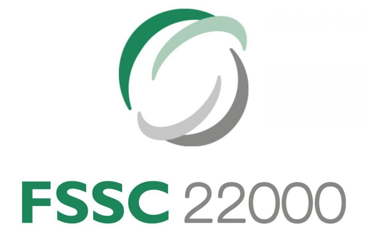 FOOD SAFETY SYSTEM CERTIFICATION (FSSC) 22.000