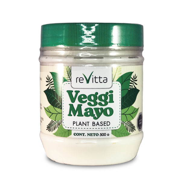 mayonesa vegana